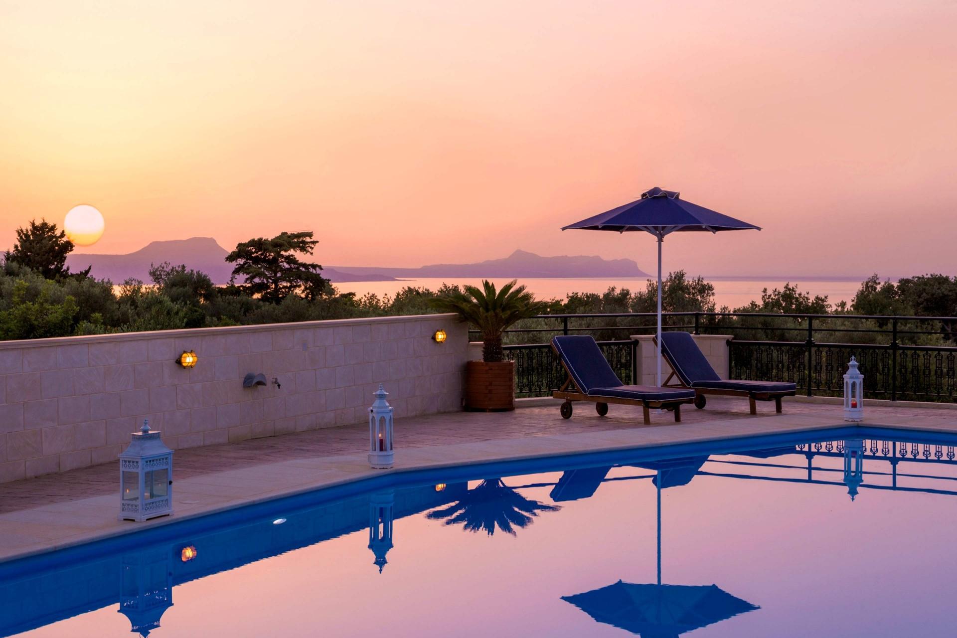 Villa Rithymna Mansion in Prines Rethymno