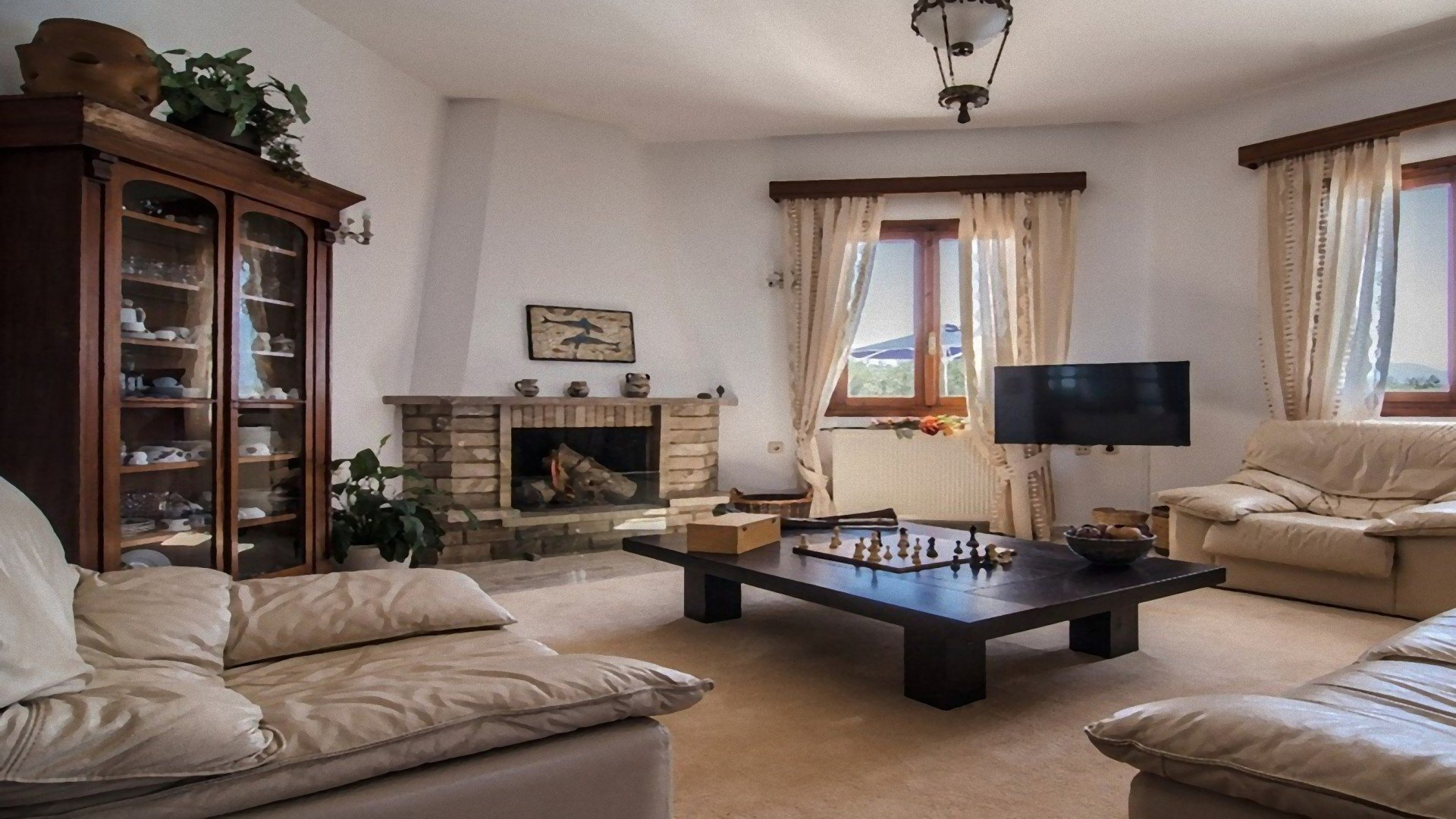 Family Holiday Villa in Crete Rithymna Mansion